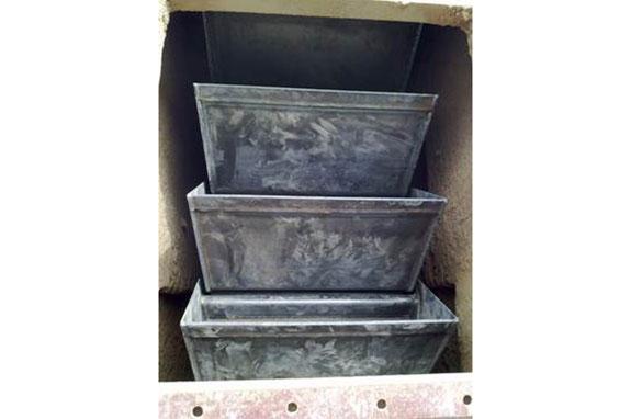 AUMUND Belt Bucket Elevator provides high tensile strengths for
